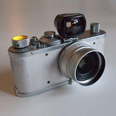Fancy - Stripped back 1937 Leica Standard