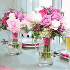 Planning a luncheon for your girls? If so, personalized vases make great bridesmaid gifts. And they will be perfect as table decor! Just $25.20 each. Free personalization!
