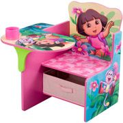 Dora the Explorer Desk & Chair with...