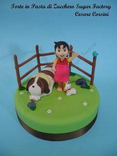 Heidi  Cake by cesare