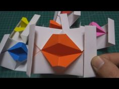 Origami for Everyone – From Beginner to Advanced – DIY Fan Origami Mouse, Origami Yoda, Origami Star Box, Origami Dragon, Origami Fish, Origami Stars, Diy Origami, Origami Tutorial, Origami Paper