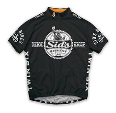 Twin Six s jersey for Sid s Bike Shop in New York City.  bicycle Bicycle d54259903