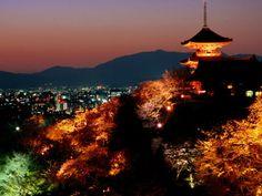 Night in Kyoto, Japan - Buscar con Google