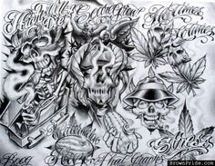 Tattoos Boog On Pinterest Chicano Tattoos Tattoo Flash And for The Most Awesome Boog Tattoo artist intended for Tattoo Inspire