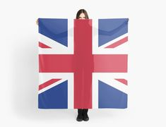Flag of the United Kingdom. Framed Prints, Canvas Prints, Art Prints, Great Britain Flag, Uk Flag, Union Jack, Wall Tapestry, Decorative Throw Pillows, Art Boards