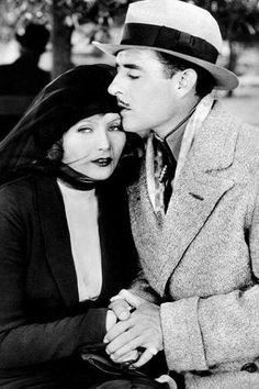 """Garbo & Gilbert """" Flesh & The Devil """" c. 1926                                                                                                                                                                                 More"""