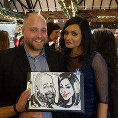 Caricatures, Great Gifts, Caricature, Caricature Drawing