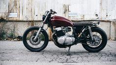 ϟ Hell Kustom ϟ: Honda 1977 By Clockwork Motorcycles Cb750 Honda, Honda 750, Motos Honda, Honda Motorcycles, Vintage Motorcycles, Custom Motorcycles, Custom Bikes, Yamaha, Modern Cafe Racer
