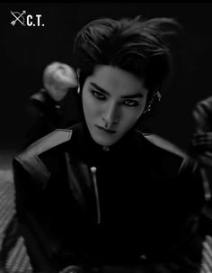 """If taeyong was part of exo's obsession, this would be his evil doppelganger"" Nct Taeyong, Baekyeol, Chanbaek, Baekhyun Chanyeol, Taemin, Jaehyun, Nct Dream, K Idols, Sexy Men"