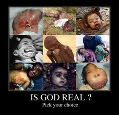 Christianity: this happens according to a divine plan. Atheism: it's a fluke. pick your choice...