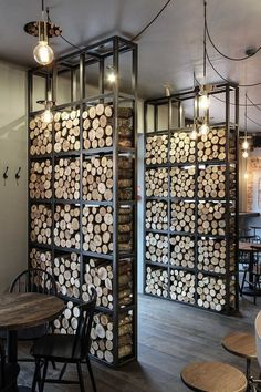 9 Capable Cool Tips: Room Divider Panels Mid Century room divider design shutters.Room Divider Rope Diy room divider with tv wall units.Room Divider With Tv Wall Units. Rustic Room, Room Diy, Decorative Room Dividers, Walls Room, Room Divider Walls, Divider Design, Metal Room Divider, Bamboo Room Divider