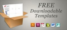 Offering free, downloadable product templates in various formats. Visit http://blanksusa.com/resource-center/templates