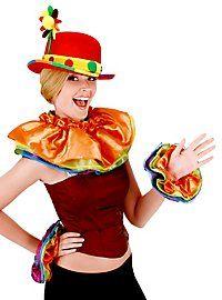 Happy Clown Accessory Kit Clown Accessories Clown Circus Costume