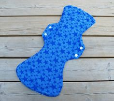 """17"""" heavy flow reusable cloth pad. Bamboo cloth pad with pul fabric. Postpartum, heavy flow, incontinence pad"""