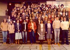 Pharmacy class of Aston University, courtesy of Michelle Johnson. Aston University, 50th Anniversary, Pharmacy, History, Celebrities, Celebs, Apothecary, History Books, Foreign Celebrities