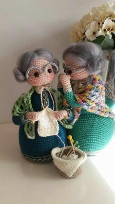 Amigurumi Crochet By Selinisi Örgücü Teyze doll Amigurumi doll. For sale pattern. İnstagram Mesmerizing Crochet an Amigurumi Rabbit Ideas. Lovely Crochet an Amigurumi Rabbit Ideas. Cute Crochet, Beautiful Crochet, Crochet Crafts, Crochet Toys, Crochet Baby, Crochet Projects, Knit Crochet, Crochet Dolls Free Patterns, Crochet Doll Pattern