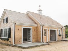 Over the span of a few months, HGTV Dream Home 2015 was transformed into a Cape Cod-style retreat. Take a visual tour of the most captivating moments of construction.