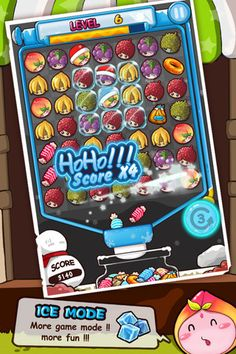 iPhone 屏幕截图 4 Game Props, Puzzle Games, More Games, Game Ui, Mobile Game, Game Design, More Fun, Grid, Ios