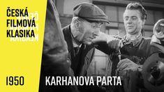 Karhanova parta | celý film | Česká filmová klasika Retro, Party, Youtube, Parties, Retro Illustration, Youtubers, Youtube Movies