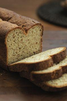 Brown Sandwich Bread (gluten free)
