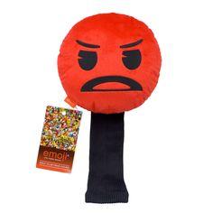 emoji Golf Headcover 460cc Angry Wütend