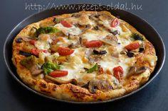 Vegetable Pizza, Quiche, Vegetables, Breakfast, Food, Breakfast Cafe, Veggies, Essen, Quiches