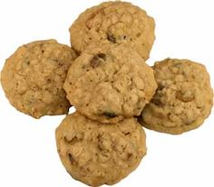 Oatmeal Maple Drop Cookies    Lots of Maple Syrup Recipes here