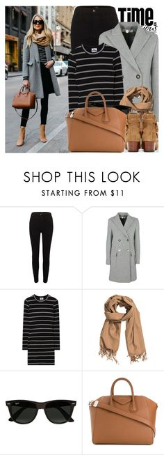 """""""2692. Blogger Style: Fashion Jackson"""" by chocolatepumma ❤ liked on Polyvore featuring Oris, River Island, STELLA McCARTNEY, H&M, Ray-Ban, Givenchy and Yves Saint Laurent"""