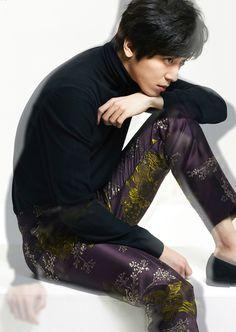 Yong Hwa - ize Magazine February Issue '15
