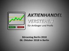 Börsentag Berlin 2018 – 06.10.2018 in Berlin | Aktienhandel Blog