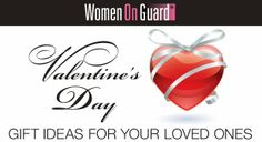 Valentine's Day Gift Ideas  Get a head start on a gift for Valentine's Day! Instead of giving your loved ones candy this year, surprise them with a unique gift idea. The perfect present that they can use to protect themselves from criminals. Unlike candy, a self defense non-lethal weapon will keep them safe for years to come!