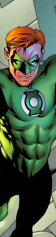 Green Lantern Hal Jordan by Mike McKone