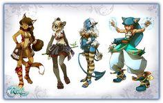 Wakfu Вакфу - клиентская онлайн игра в жанре фэнтези, с пошаговой системой боя, в стиле аниме.