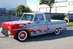 C10 Beach Truck | 1966 chevy c10 pick up truck for sale in Huntington Beach ...