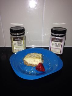Wicked White Chocolate and Sorbet Cheesecake