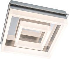 Nino LED-Deckenleuchte, »LENNOX« Jetzt bestellen unter: https://moebel.ladendirekt.de/lampen/deckenleuchten/deckenlampen/?uid=f81b6422-d5f3-5e71-b254-1b9f6b480fd3&utm_source=pinterest&utm_medium=pin&utm_campaign=boards #deckenleuchten #leuchten #lampen #deckenlampen