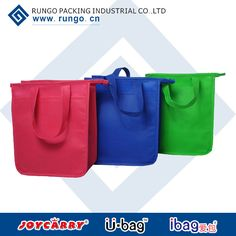 Product: Cooler bag Item no.: ICE-1303  Size: 22x27x11cm Material: 80gsm non woven+inside EPE 2mm