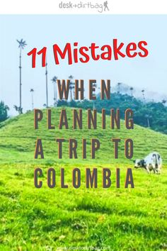 Great tips for those of you planning a trip to Colombia! There may be a few misconceptions or misunderstandings you have about Colombia so be sure to avoid these common mistakes that most travelers make. Trip To Colombia, Visit Colombia, Colombia Travel, Backpacking South America, South America Travel, Travel Advice, Travel Tips, Travel Hacks, Travel Essentials