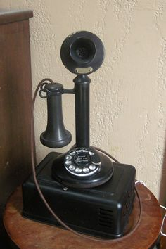 Working Western ELECTRIC151 Al Candlestick Telephone w 2AB Dial and 684A Subset | eBay