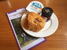 4.5 for the Cragside scone!
