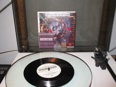 """Siouxsie and the Banshees Last Beat of my Heart UK 7"""" numbered Gilded sleeve  #1442"""
