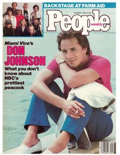 Don Johnson Magazine Cover Photos - List of magazine covers featuring Don Johnson - Page 5
