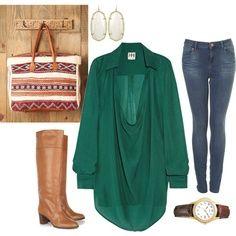 love this green colour
