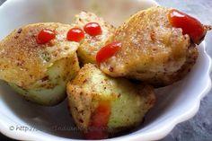 Vrat ka Kheera pakora- Yummy Stuffed Cucumber fritters http://secretindianrecipe.com/recipe/vrat-ka-kheera-pakora-fasting-food-stuffed-cucumber-fritters