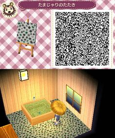 1000 images about acnl floor qr codes on pinterest qr for Wood floor qr code animal crossing