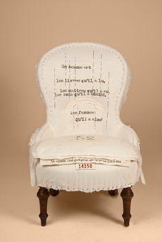 Déshabillé armchairs 13