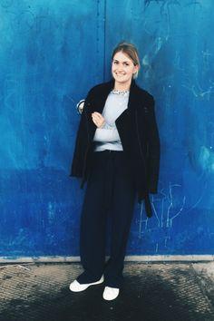 source Slouchy Pants, Orange Is The New Black, Scandinavian Style, Normcore, Blog, Fashion, Moda, Fashion Styles, Blogging