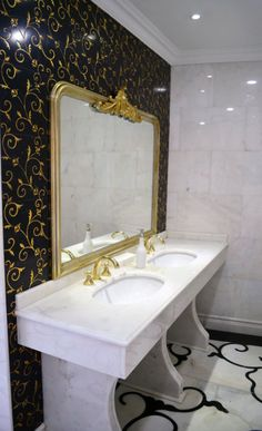 marble bathroom petr
