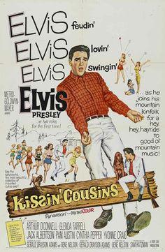 Kissin' Cousins (1964) starring Elvis Presley