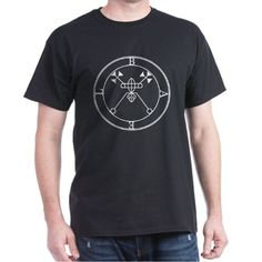 Bael Sigil Black T-Shirt on CafePress.com